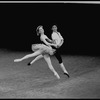 """New York City Ballet production of """"Tarantella"""" with Stacy Caddell and Gen Horiuchi, choreography by George Balanchine (New York)"""