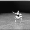 "New York City Ballet production of ""Tarantella"" with Stacy Caddell, choreography by George Balanchine (New York)"
