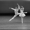 "New York City Ballet production of ""Les Petits Riens"" with Richard Marsden, choreography by Peter Martins (New York)"