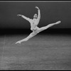 "New York City Ballet production of ""Les Petits Riens"" with Jeffrey Edwards, choreography by Peter Martins (New York)"