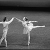 "New York City Ballet production of ""Les Petits Riens"" with Margaret Tracey and Jeffrey Edwards, choreography by Peter Martins (New York)"