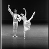 """New York City Ballet production of """"Tchaikovsky Pas de Deux"""" with Darci Kistler and Robert Hill, choreography by George Balanchine (New York)"""