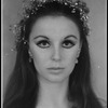 "New York City Ballet production of ""A midsummer Night's Dream""; portrait of Patricia McBride as Titania, choreography by George Balanchine (New York)"