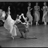 "New York City Ballet production of ""A midsummer Night's Dream"" with Patricia McBride as Titania and Conrad Ludlow as her Cavalier, choreography by George Balanchine (New York)"