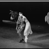 "New York City Ballet production of ""A Midsummer Night's Dream"" with Kay Mazzo as Titania dancing with Bottom, choreography by George Balanchine (New York)"