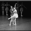 "New York City Ballet production of ""A Midsummer Night's Dream"" with Allegra Kent and Jacques d'Amboise, choreography by George Balanchine (New York)"