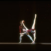 "New York City Ballet production of ""Jewels"" (Rubies) with Patricia McBride and Mikhail Baryshnikov, choreography by George Balanchine (Saratoga)"