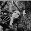 """New York City Ballet production of movie version of """"A midsummer Night's Dream"""" forest scene with Patricia McBride as Hermia, choreography by George Balanchine (New York)"""