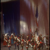 "New York City Ballet production of ""Tricolore"", this section choreographed by Jerome Robbins (New York)"