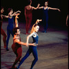 "New York City Ballet production of ""Ode"" with Christine Redpath and Earle Sieveling, choreography by Lorca Massine (New York)"