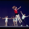"New York City Ballet production of ""Symphony in Three Movements"" with Lynda Yourth and Helgi Tomasson, choreography by George Balanchine (New York)"
