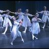 "New York City Ballet production of ""Scherzo a la Russe"" with Kyra Nichols and Karin von Aroldingen, choreography by George Balanchine (New York)"