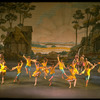 """New York City Ballet production of """"The Magic Flute"""", choreography by Peter Martins (Not Tchaikovsky Festival) (New York)"""