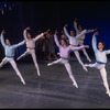 """New York City Ballet production of """"Piano Pieces"""" with Joseph Duell, Daniel Duell and Bart Cook, choreography by Jerome Robbins (New York)"""