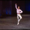 """New York City Ballet production of """"Piano Pieces"""" with Daniel Duell, choreography by Jerome Robbins (New York)"""
