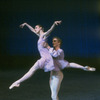 """New York City Ballet production of """"Piano Pieces"""" with Kyra Nichols and Daniel Duell, choreography by Jerome Robbins (New York)"""