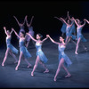 "New York City Ballet production of ""Ballo della Regina"", choreography by George Balanchine (New York)"