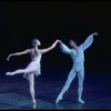 "New York City Ballet production of ""Ballo della Regina"" with Merrill Ashley and Robert Weiss, choreography by George Balanchine (New York)"