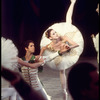 "New York City Ballet production of ""Cortege Hongrois"" with Colleen Neary and Hermes Conde, choreography by George Balanchine (New York)"