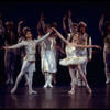 "New York City Ballet production of ""Cortege Hongrois"" with Melissa Hayden and John Clifford, choreography by George Balanchine (New York)"