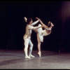 """New York City Ballet production of """"Cortege Hongrois"""" with Melissa Hayden and John Clifford, choreography by George Balanchine (New York)"""