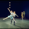 "New York City Ballet production of ""Dances at a Gathering"" with Susan Hendl and Robert Maiorano, choreography by Jerome Robbins (New York)"