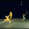 """New York City Ballet production of """"Dances at a Gathering"""" with Gelsey Kirkland and Anthony Blum, choreography by Jerome Robbins (New York)"""