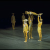 """New York City Ballet production of """"Fanfare"""" with Robert Maiorano, choreography by Jerome Robbins (New York)"""