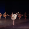 "New York City Ballet production of ""Fanfare"" with Colleen Neary, choreography by Jerome Robbins (New York)"