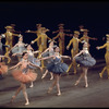 """New York City Ballet production of """"Fanfare"""", choreography by Jerome Robbins (New York)"""