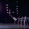 "New York City Ballet production of ""The Goldberg Variations"" with Helgi Tomasson, choreography by Jerome Robbins (New York)"