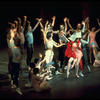 """New York City Ballet production of """"Mother Goose"""" with Colleen Neary and Jay Jolley at center, choreography by Jerome Robbins (New York)"""