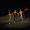 "New York City Ballet production of ""Mother Goose"" with Laura Flagg, Bryan Pitts, Elise Flagg and Tracy Bennett, choreography by Jerome Robbins (New York)"