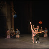 """New York City Ballet production of """"Mother Goose"""" with Roma Sosenko and Tracy Bennett, choreography by Jerome Robbins (New York)"""
