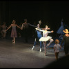 """New York City Ballet production of """"Mother Goose"""" with Muriel Aasen and Daniel Duell, choreography by Jerome Robbins (New York)"""