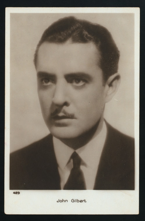 John Gilbert, Film Star, d. 1936