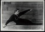 [John Barrymore as Hamlet