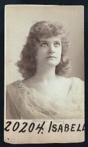 Isabel Irving, Photofile 'A'