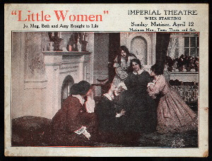 Little Women (stage version), by Marion de Forest