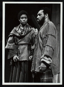 Macbeth, by William Shakespeare, photo file 'A'