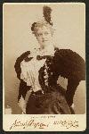Lillian Russell in An American beauty