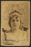 """Lillian Russell in the """"Tzigane"""""""