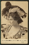 "Miss Lillian Russell as ""The queen of brilliants"""