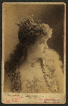 """Lillian Russell in the """"Brigands"""""""