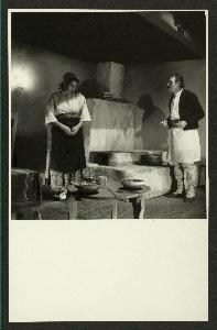 Theatre -- Rumania