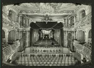 Theatres -- Germany -- Schweitzingen -- Rokoko Theater