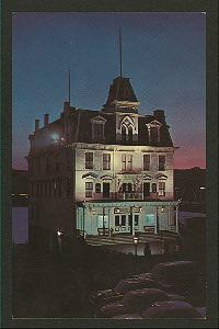 Theatres -- U.S. -- East Haddam -- Goodspeed Opera House