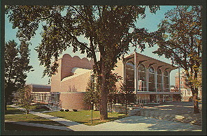 Theatres -- U.S. -- Hanover, NH -- The Hopkins Center
