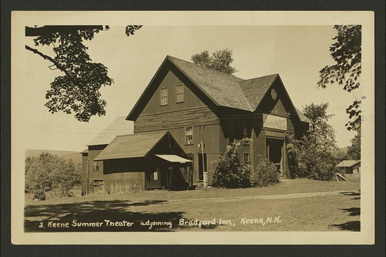 Theatres -- U.S. -- Keene, NH -- Keene Summer Theatre