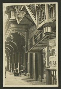 Theatres -- U.S. -- N.Y. -- Fifth Avenue (B'Way & 28th St.)